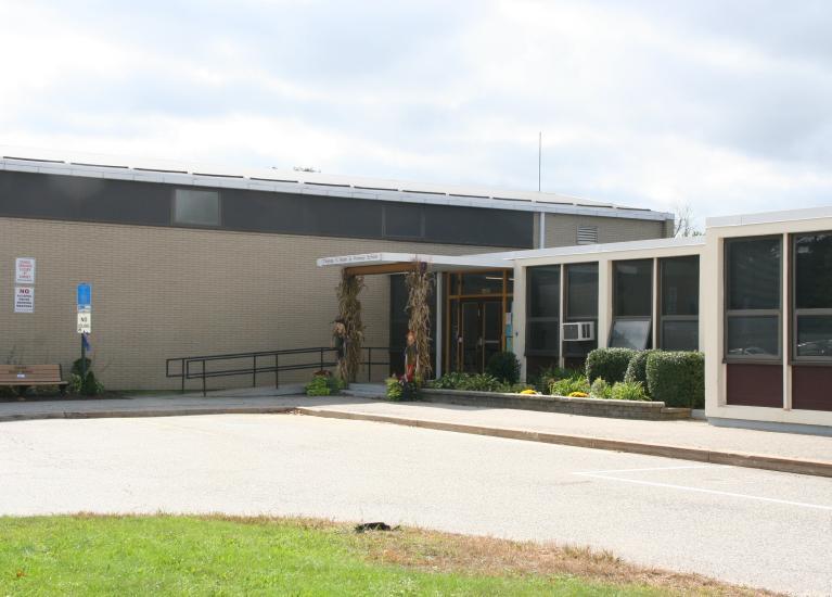 Nash school exterior