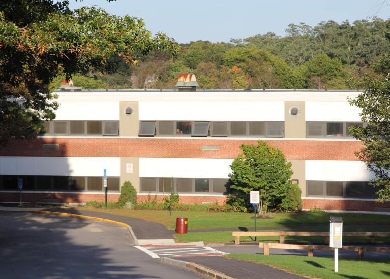 Pingree school exterior